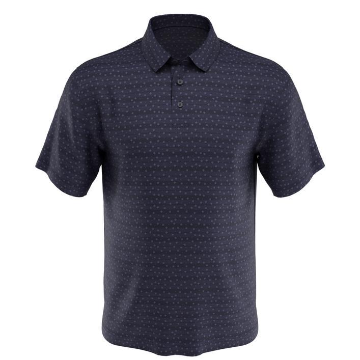 Men's All Over Geo Short Sleeve Shirt