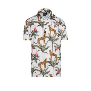 Men's Wildlife Short Sleeve Polo