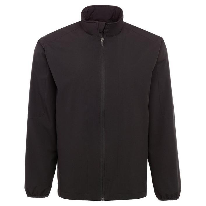 Men's Water Repellent Full Zip Fleece Jacket