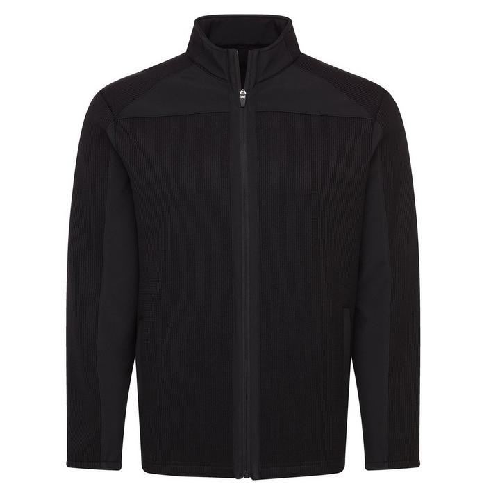Men's Warmth Full Zip Fleece Jacket