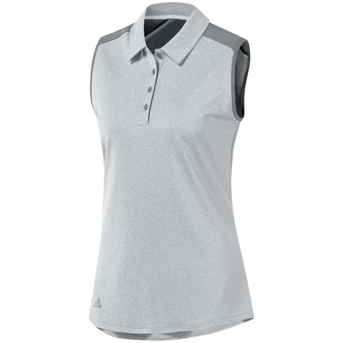 Women's Ultimate Heather Sleveless Polo