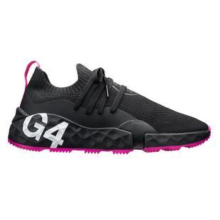 Chaussures MG4 sans crampons pour hommes - Noir/Rose