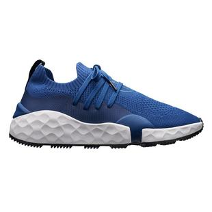 Men's MG4.1 Spikeless Golf Shoe - Blue/White