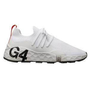 Chaussures MG4 sans crampons pour hommes - Blanc