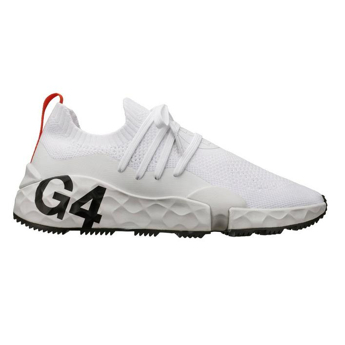 Men's MG4.1 Spikeless Golf Shoe - White