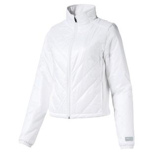 Women's Quilted Primaloft Jacket