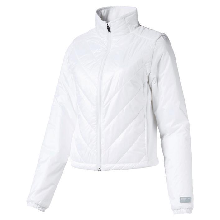 Women's Quilted Primaloft Jacket