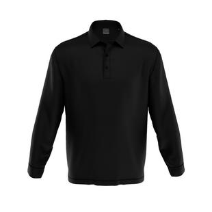 Men's Big & Tall French Terry Long Sleeve Shirt