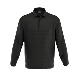 Men's Big & Tall French Terry Long Sleeve Shirt