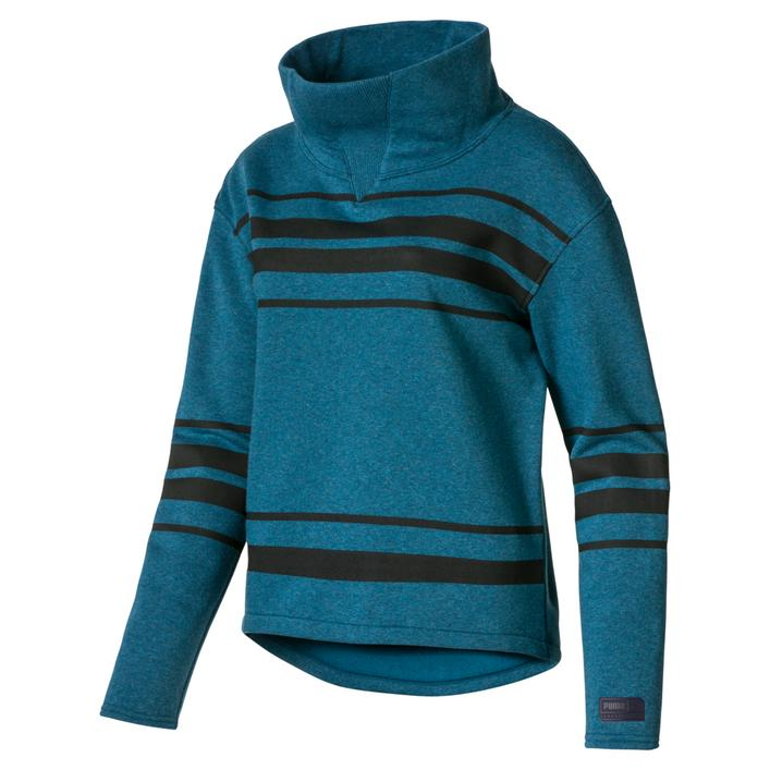 Women's Slouchy Fleece Sweater