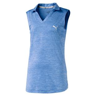 Girl's Heather Sleeveless Shirt
