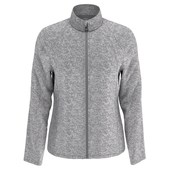 Women's Fleece Full Zip Sweater Jacket