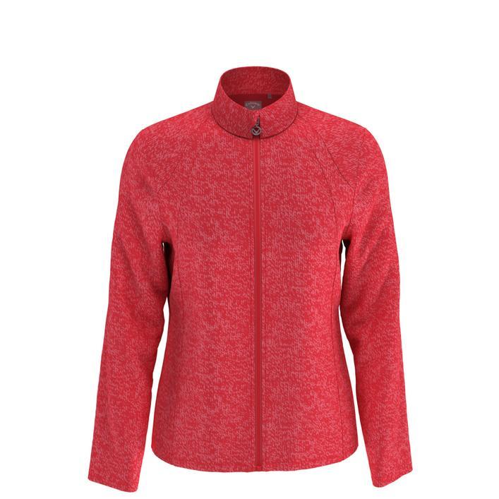 Women's Fleece Full Zip Sweater Jacket