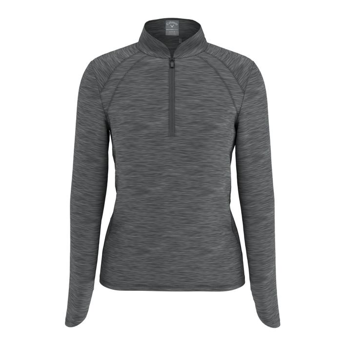 Women's Lightweight Quarter Zip Pullover Sweater