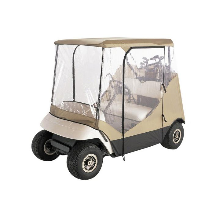 Travel 4-Sided Golf Cart Enclosure