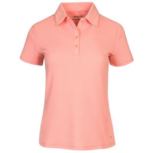 Womens Core Short Sleeve Polo