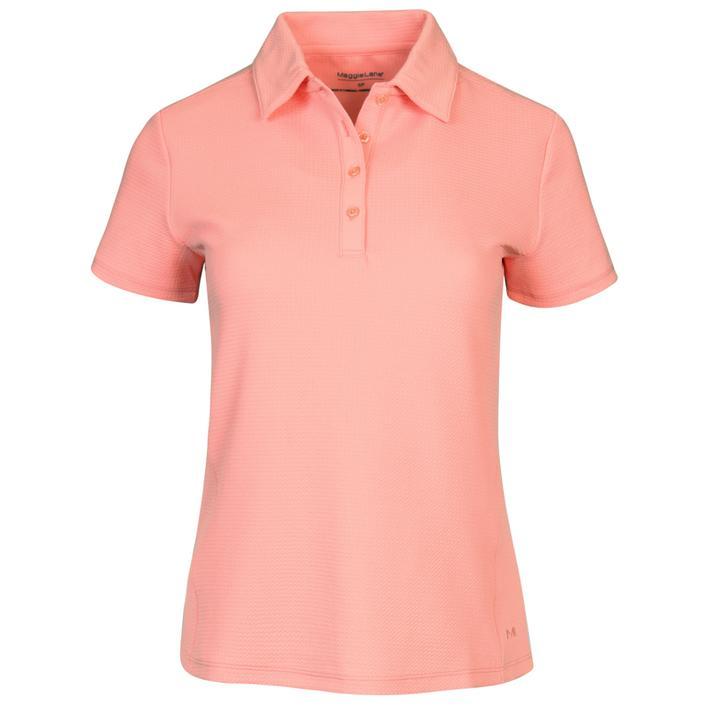 Womens Core Short Sleeve Polo