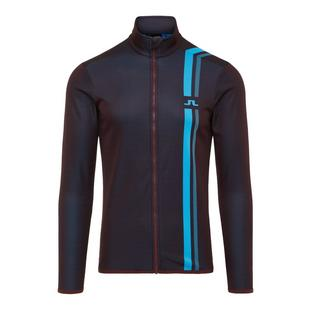 Men's Logan-TX Mid Jaquard Track Jacket