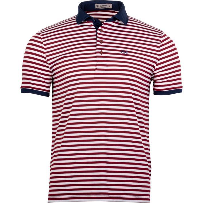Men's Tech Stripe Short Sleeve Shirt