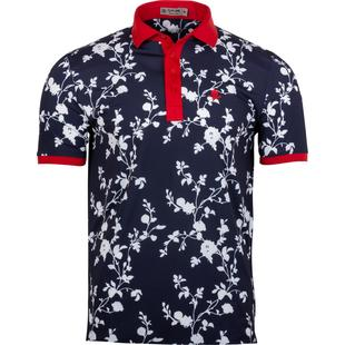 Men's Rosebud Short Sleeve Shirt