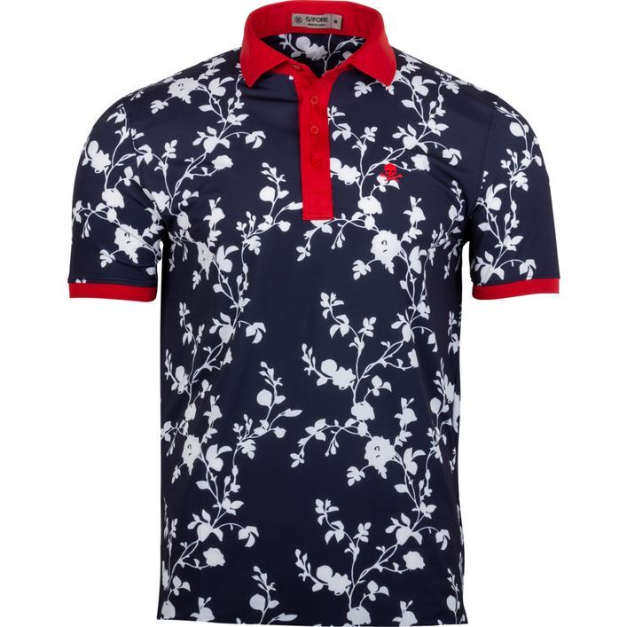 Men's Rosebud Short Sleeve Shirt