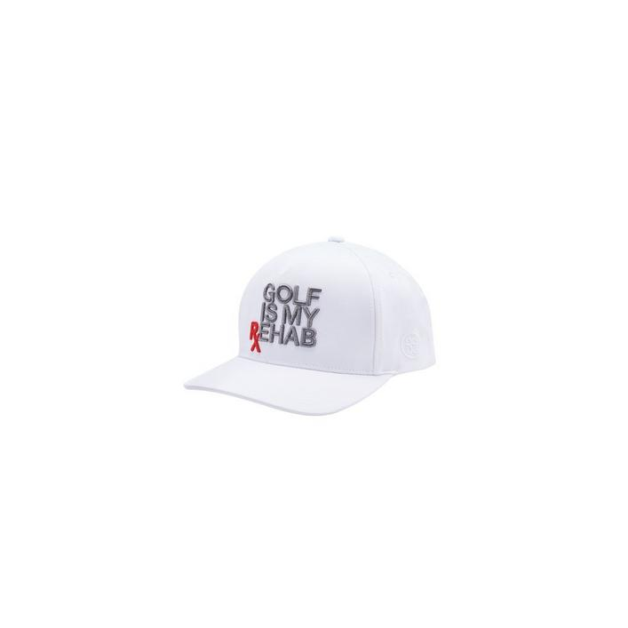 Men's Golf Rehab Snapback Cap