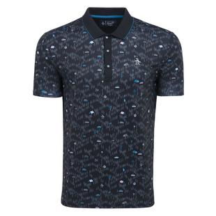 Men's 1955 Trail Print Short Sleeve Shirt