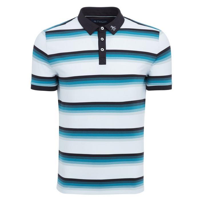 Men's The 1955 Club House Stripe Short Sleeve Shirt