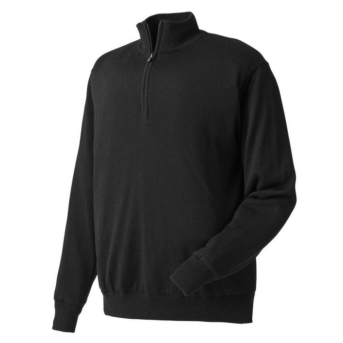 Men's Performance Line Wind Merino Sweater