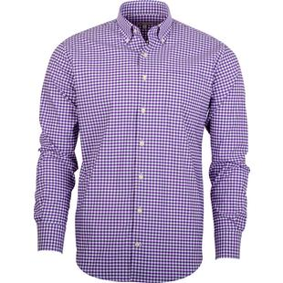 Men's Humphrey Performance Woven Long Sleeve Shirt