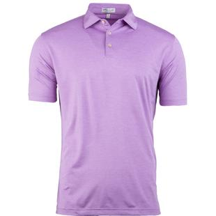 Men's Solid Stretch Short Sleeve Shirt