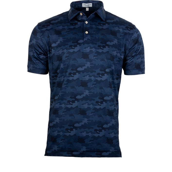 Men's Camo Short Sleeve Shirt