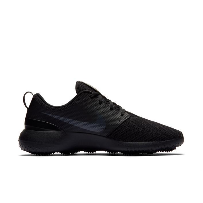 Chaussures Roshe G sans crampons pour hommes - Noir/Gris foncé