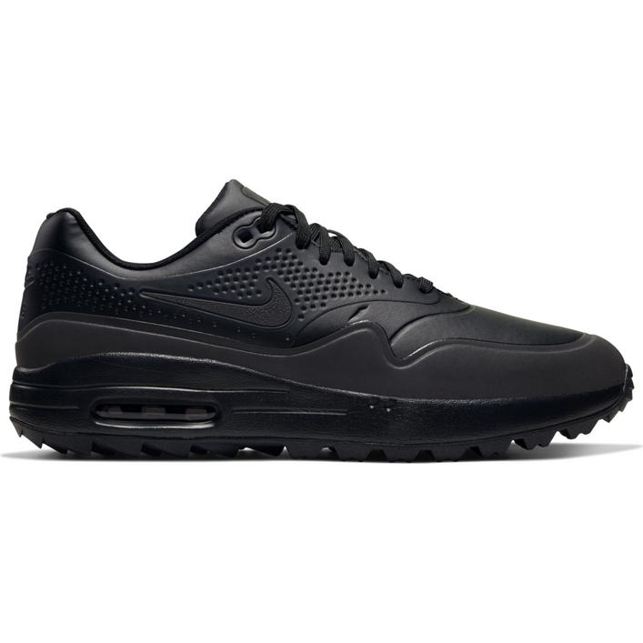 Men's Air Max 1 G Spikeless Golf Shoe - Black/Silver