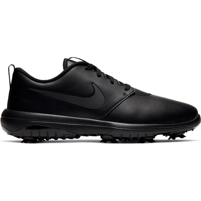 Men' Roshe G Tour Spiked Golf Shoe - Black/Black
