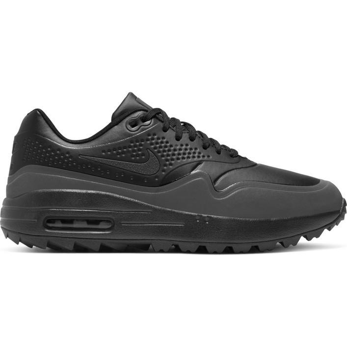 Women's Air Max 1 G Spikeless Golf Shoe - Black/Silver