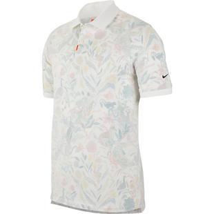 Polo The Nike à manches courtes pour hommes