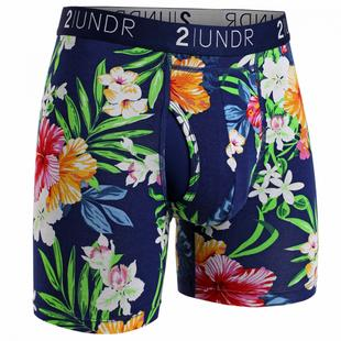 Men's Swing Shift Boxer Brief - Tahiti