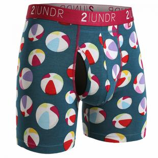 Men's Swing Shift Boxer Brief - Beach Balls