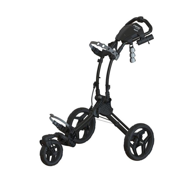 2019 Rovic RV1S Swivel Push Cart