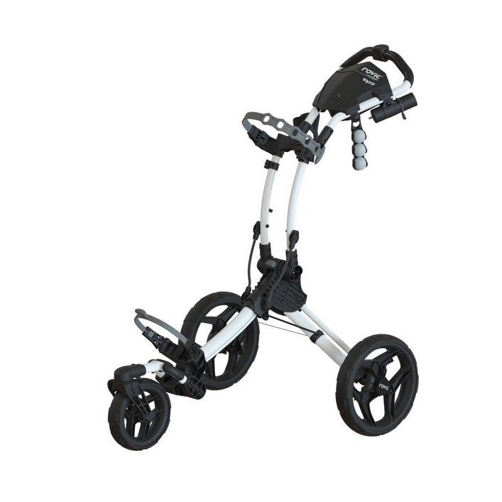 2019 Rovic RV1S Swivel Push Cart