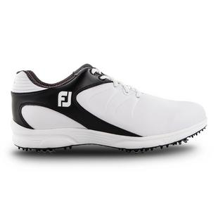 Men's Arc XT Spiked Golf Shoe - White/Black