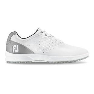 Chaussures Arc SL sans crampons pour hommes - Blanc/Gris