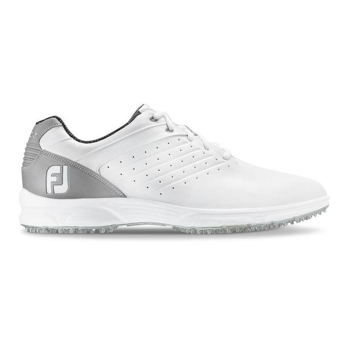 Men's Arc SL Spikeless Golf Shoe - White/Grey