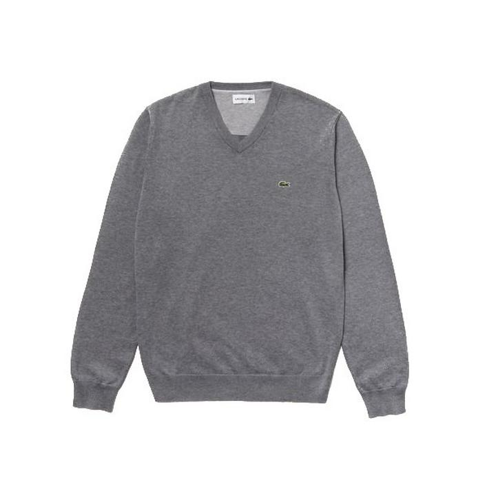 Men's Caviar Pique Cotton Sweater