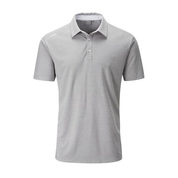 Men's Harrison Heather Short Sleeve Shirt