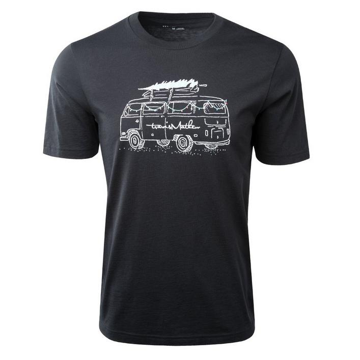 T-shirt Misletoasted pour hommes