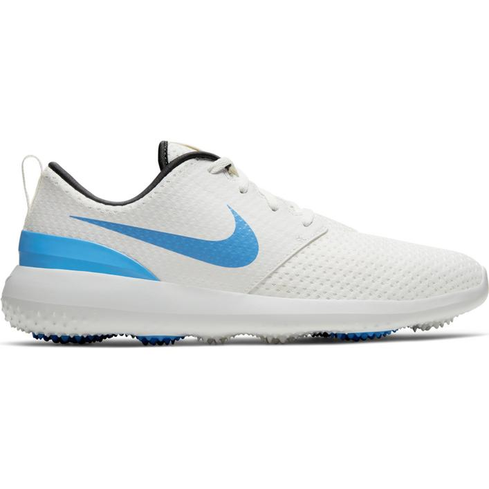 Men's Roshe G Spikeless Golf Shoe - White/Blue