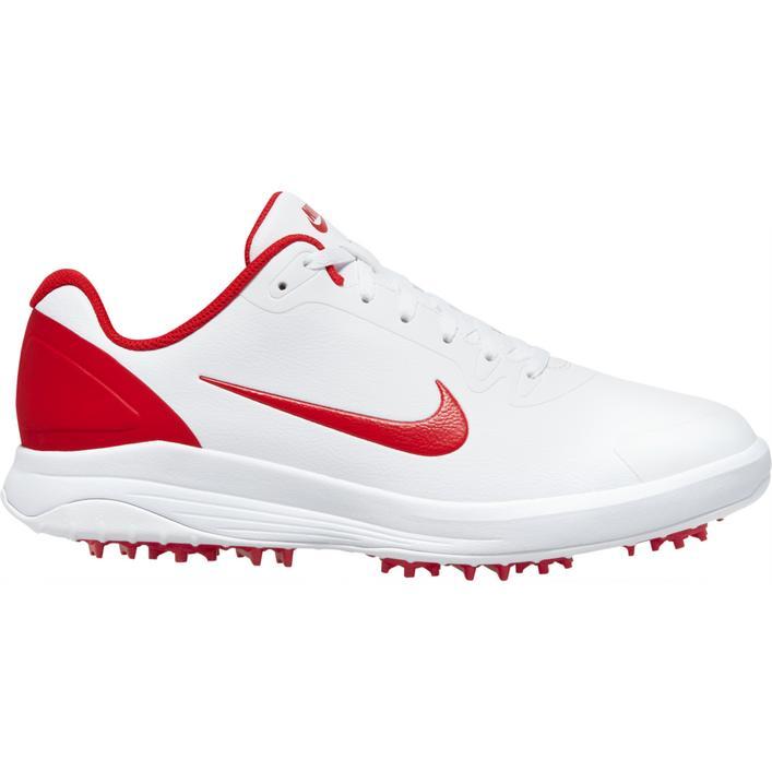 Men's Infinity G Spikeless Golf Shoe - White/Red