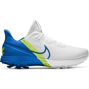 Men's Air Zoom Infinity Tour Spiked Golf Shoe - White/Blue/Green